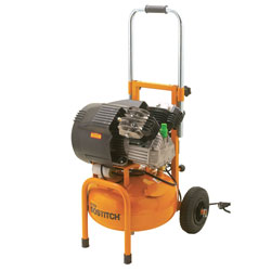 SB-PSV24-2.5-E 2.5HP (1450 RPM) EU 24L COMPRESSEUR POWER STATION